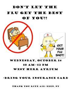 2015 flu shots