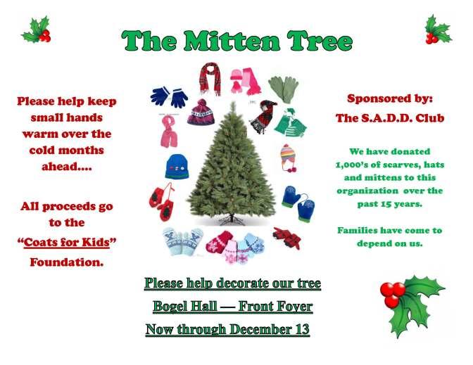 Mitten Tree 2015