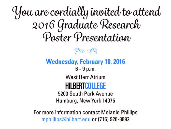 Grad-Poster Presentation Invite-2016