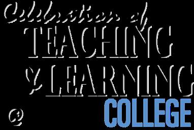 Celebration of Teaching & Learning at HIlbert logo