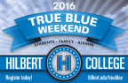 True Blue Weekend | Sept. 23-24