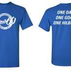 Hilbert Giving Day Tee Shirts Unveiled!